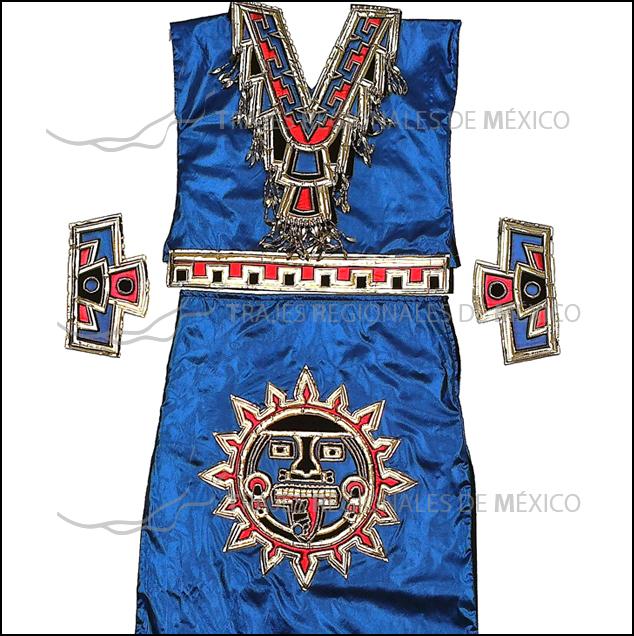 Danza Azteca Trajes Regionales De México